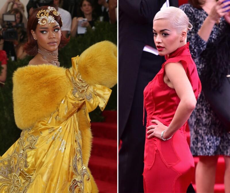 La cantante dio instrucciones precisas de que no se dejara entrar a Rita en la fiesta que organizó en el club Up & Down de Nueva York este lunes tras la  Met Gala.