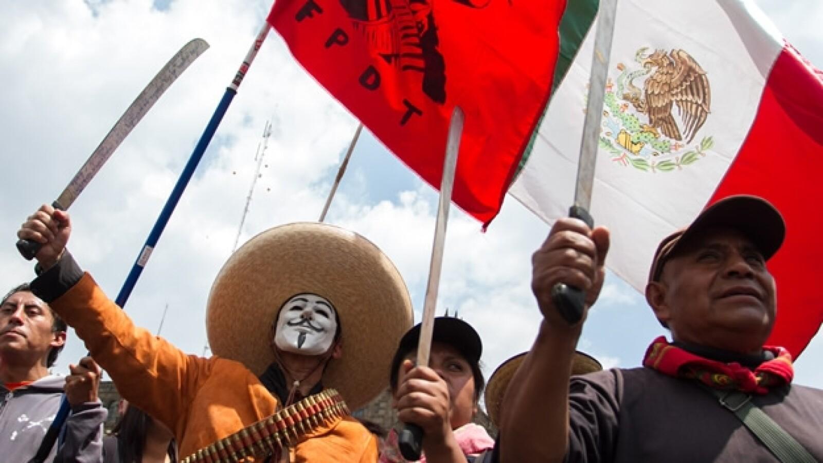 marcha 22 de julio, ciudad de mexico, yosoy132