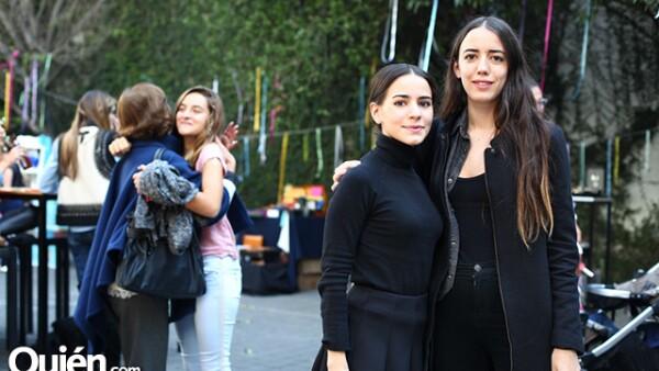 Ivana y Giuliana Favaretto