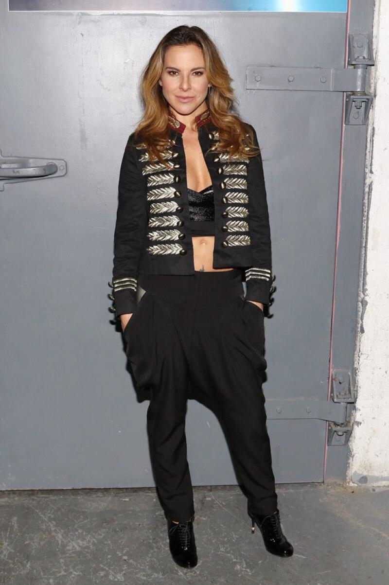 La cantante mexicano aseguró que Kate dará la cara, puesto que no tiene nada que esconder.