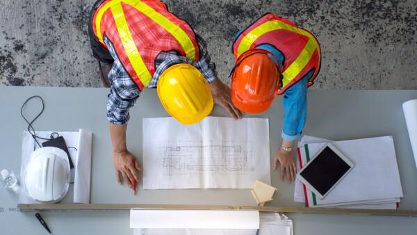 Obras - ingeniería - arquitectura - planos - construcción