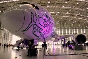 """Aeroméxico Boening 787-9 """"Quetzalcóatl"""" 8"""
