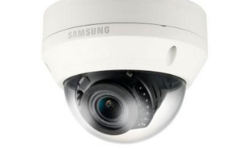 Los nuevos modelos de WiseNet Lite tienen resoluciones de hasta 2 MP (Foto: Samsung/Cortesía )