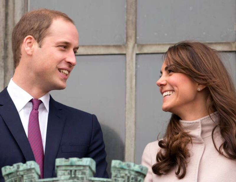Un portavoz de Palacio de St. James confirmó este sábado a la revista People que los duques  viajarán a Bucklebury, ciudad natal de Kate.