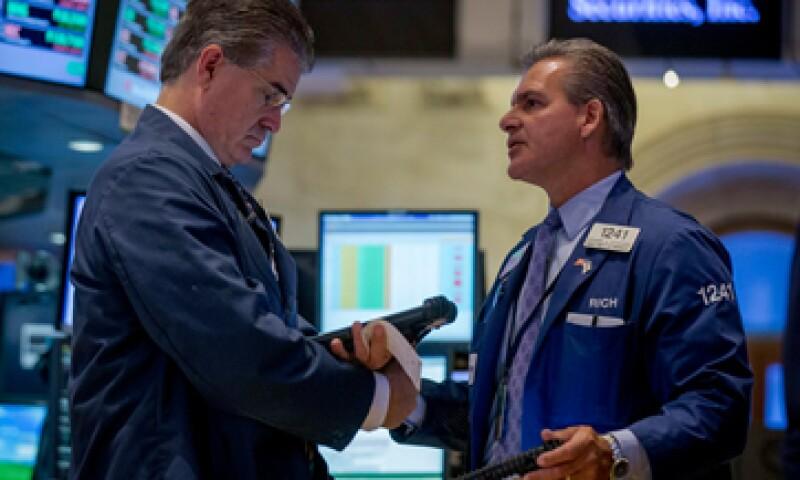 La Bolsa Mexicana de Valores avanza en línea con la Bolsa de Nueva York. (Foto: Reuters)