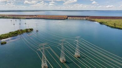 Ilha Solteira Hydroelectric Power plant