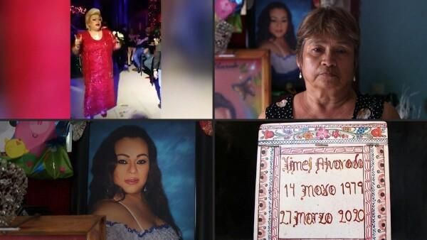 Esta mujer trans emigró por el rechazo en México y murió de COVID-19 en EU