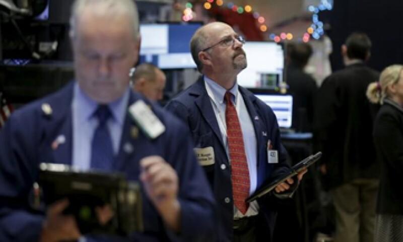 El Dow Jones bajaba 0.05% en la Bolsa de Nueva York. (Foto: Reuters)