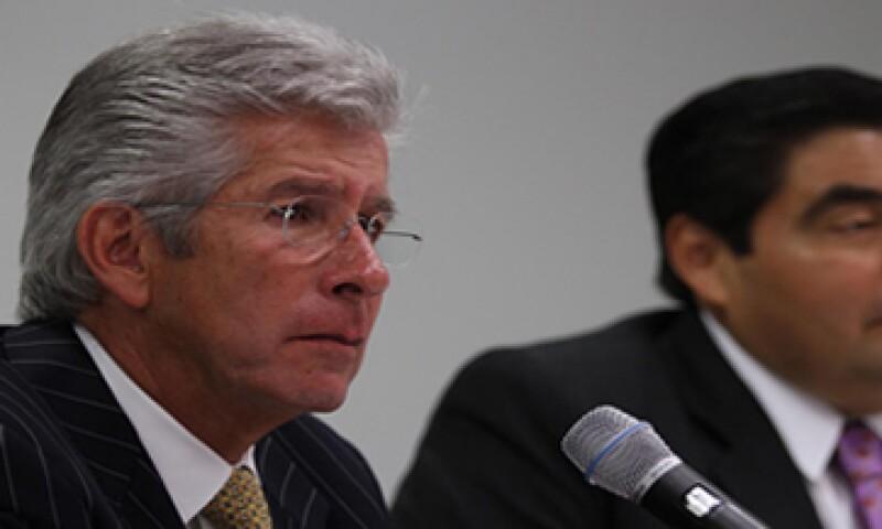 La reforma beneficiará a los usuarios de telecomunicaciones de México, dijo el secretario Gerardo Ruiz Esparza. (Foto: Notimex)