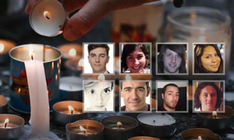 Más de 100 víctimas fatales dejaron los ataques en Francia (Foto: CNN)