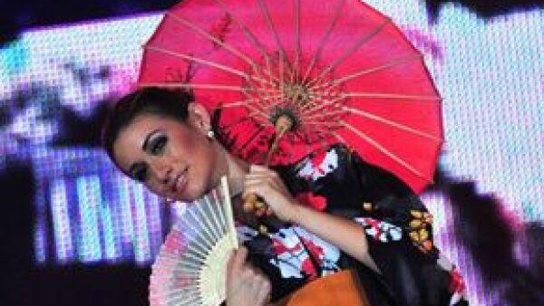 La aspirante ha sido visitada por más de 45 mil personas a raíz de su respuesta en el certamen respecto al filósofo Confucio.