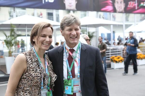 Isabel y Enrique de la Madrid