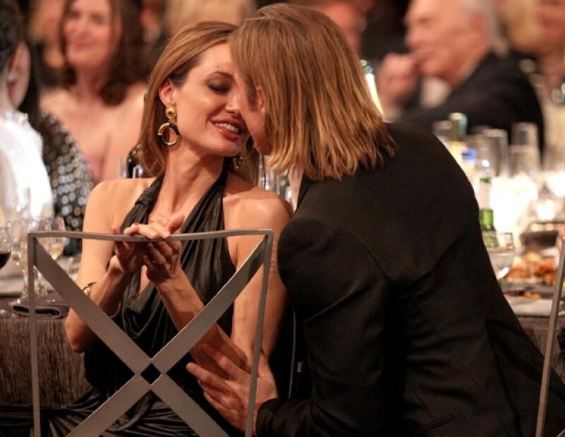Brad y Angelina terminaron con las especulaciones de que su relación es una farsa.