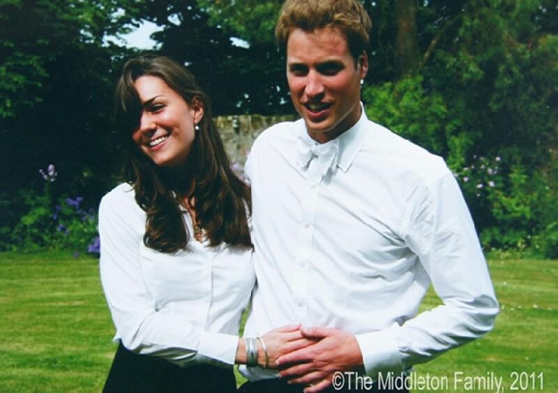 Kate y Guillermo se conocieron hace 12 años.