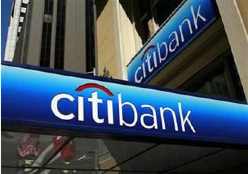 El Gobierno estadounidense inyectó a Citigroup 45,000 millones de dólares. (Foto: Reuters)