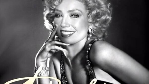 Es muy sabido que la cantante es fan absoluta de la fallecida actriz, por lo que aprovechó la oportunidad para recordarla en su cumple 90 de una manera muy divertida.