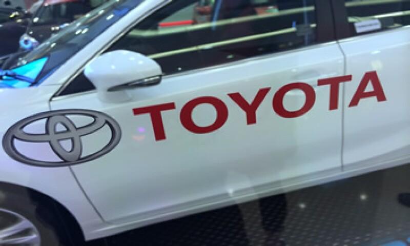 Toyota batió récords el año pasado, gracias a la depreciación de la divisa nipona. (Foto: AFP )