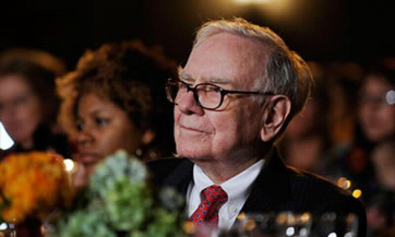 El ganador de la subasta y siete acompañantes podrá compartir el pan con Buffett en un restaurante en Nueva York. (Foto: Cortesía CNNMoney.com)