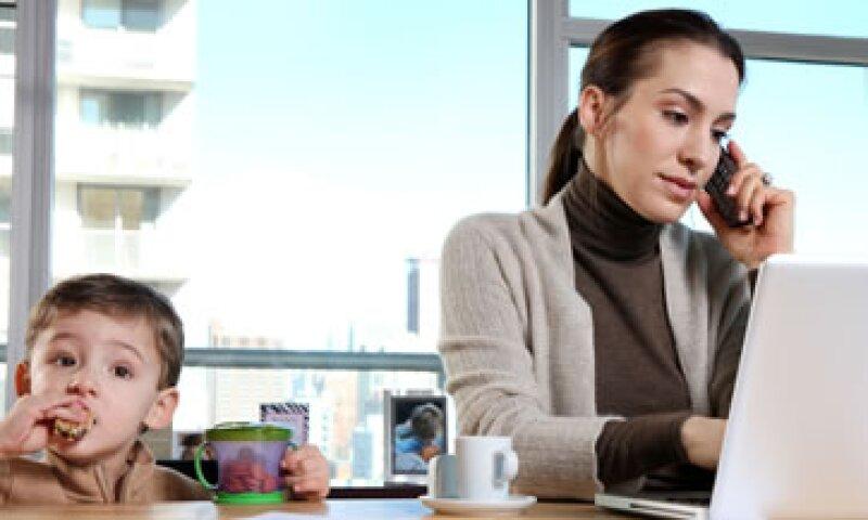 Tener un horario flexible es de las mayores preocupaciones para las trabajadoras. (Foto: Getty Images)