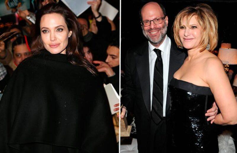 Ahora el calificativo para Angelina es loca.