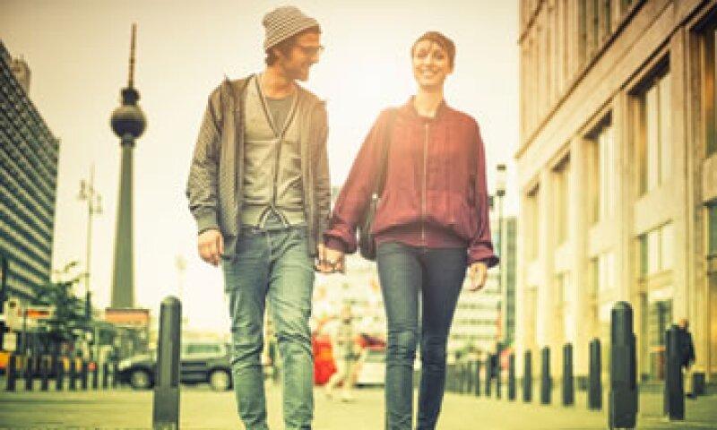 40,000 personas se mudan a Berlín anualmente, la mayoría de ellos son jóvenes. (Foto: iStock by Getty Images)