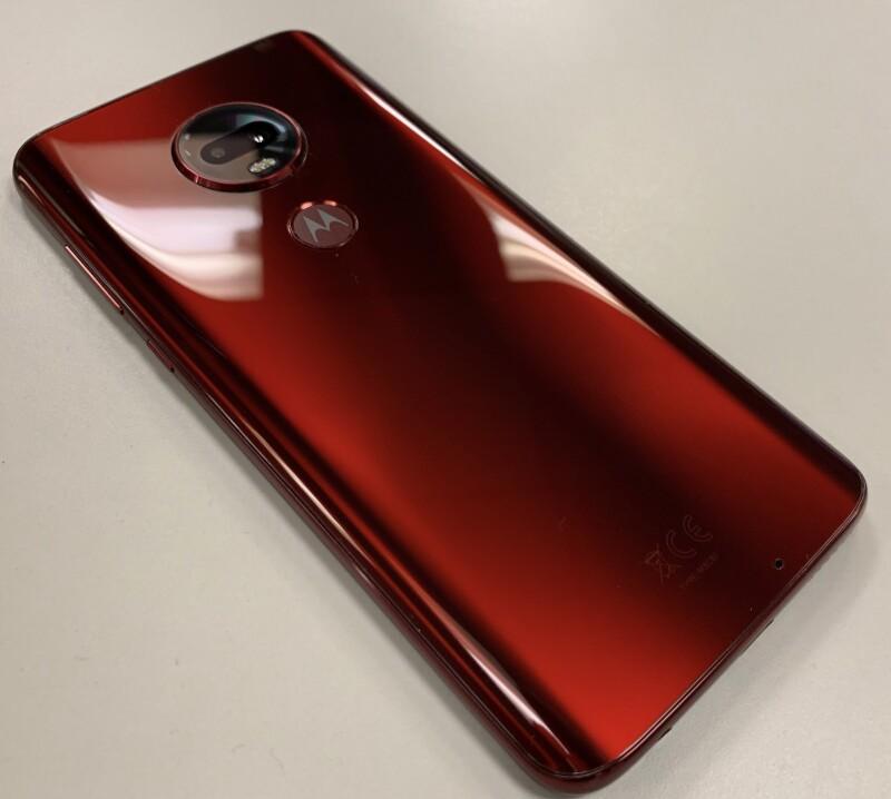 Reseña: Moto G7 Plus