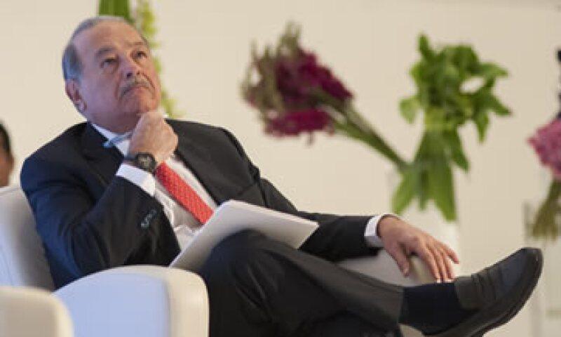Slim podría convertirse en el mayor accionista de Telekom Austria. (Foto: Reuters)