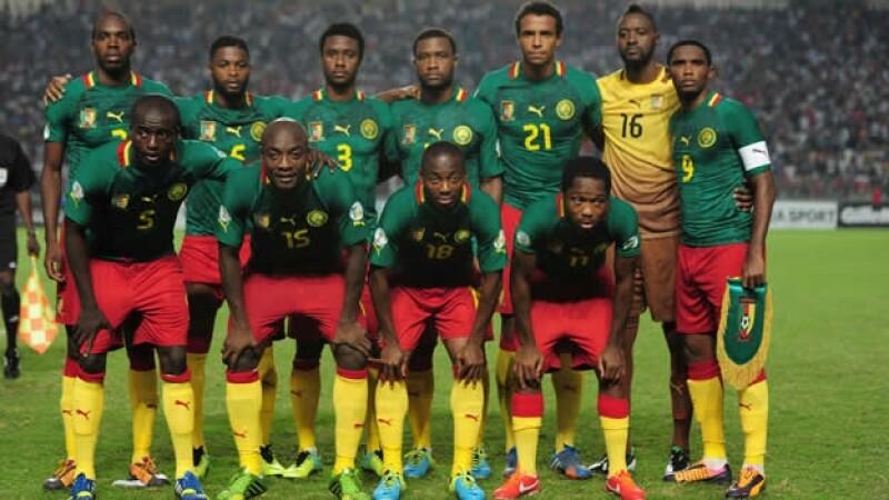Los jugadores de Camerún retrasaron su llegada a Brasil por diferencias en cuanto al pago que recibirán por ir a Brasil