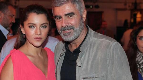 Sara Maldonado,Saúl Lisazo
