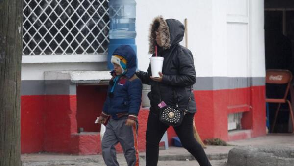 Las bajas temperaturas se mantendrán en buena parte de México