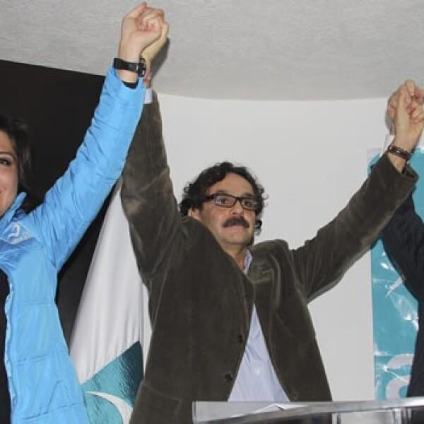 Gabriel Quadri se postula a la presidencia por el Panal