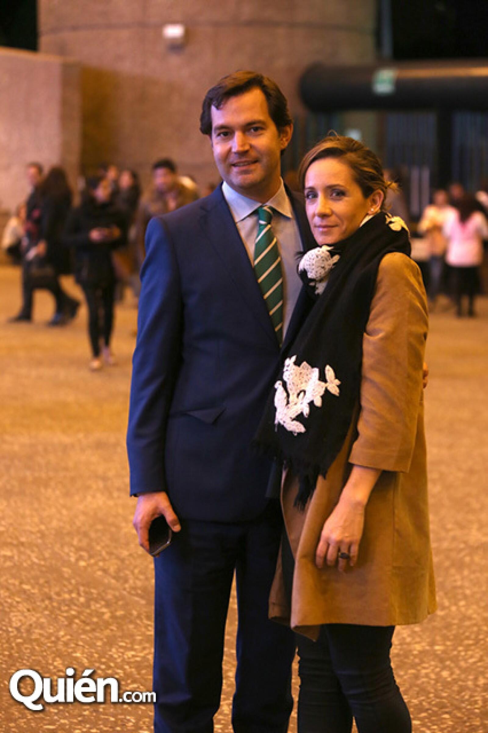 Manuel Mendizabal e Isabel Izquierdo