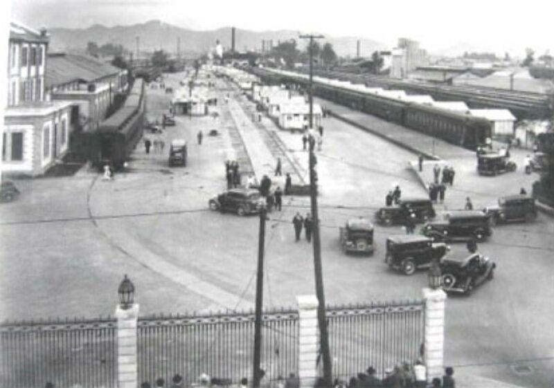 Estaci�n Buenavista