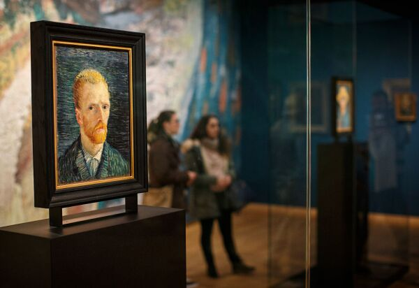 The Vincent Van Gogh Museum Launch Their New Presentation Of The Artist's Works