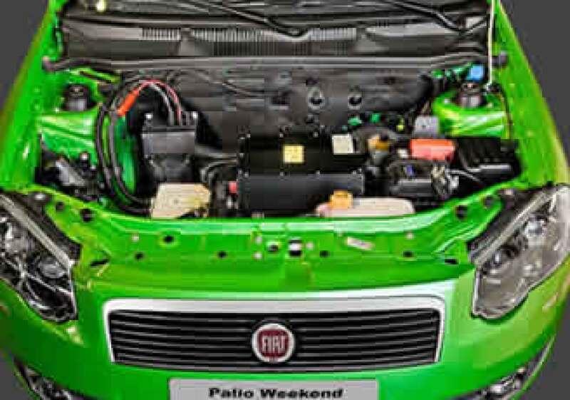 Con los autos a hidrógeno podría abrirse un mercado para estas patentes.  (Foto: Cortesía FIAT)