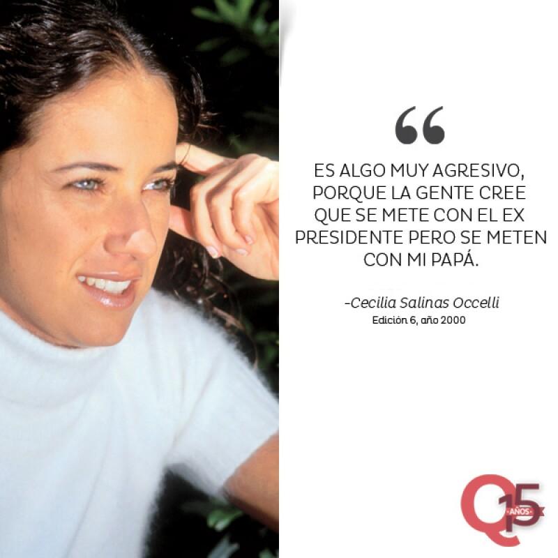 Cecilia Salinas.