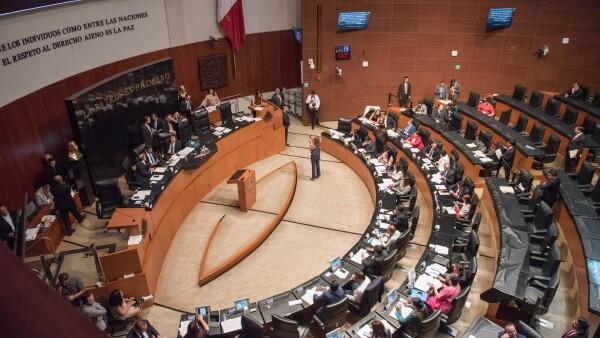Senado T-MEC
