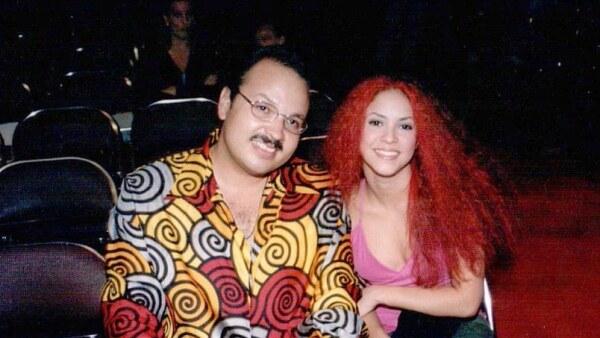 Pepe Aguilar y Shakira.
