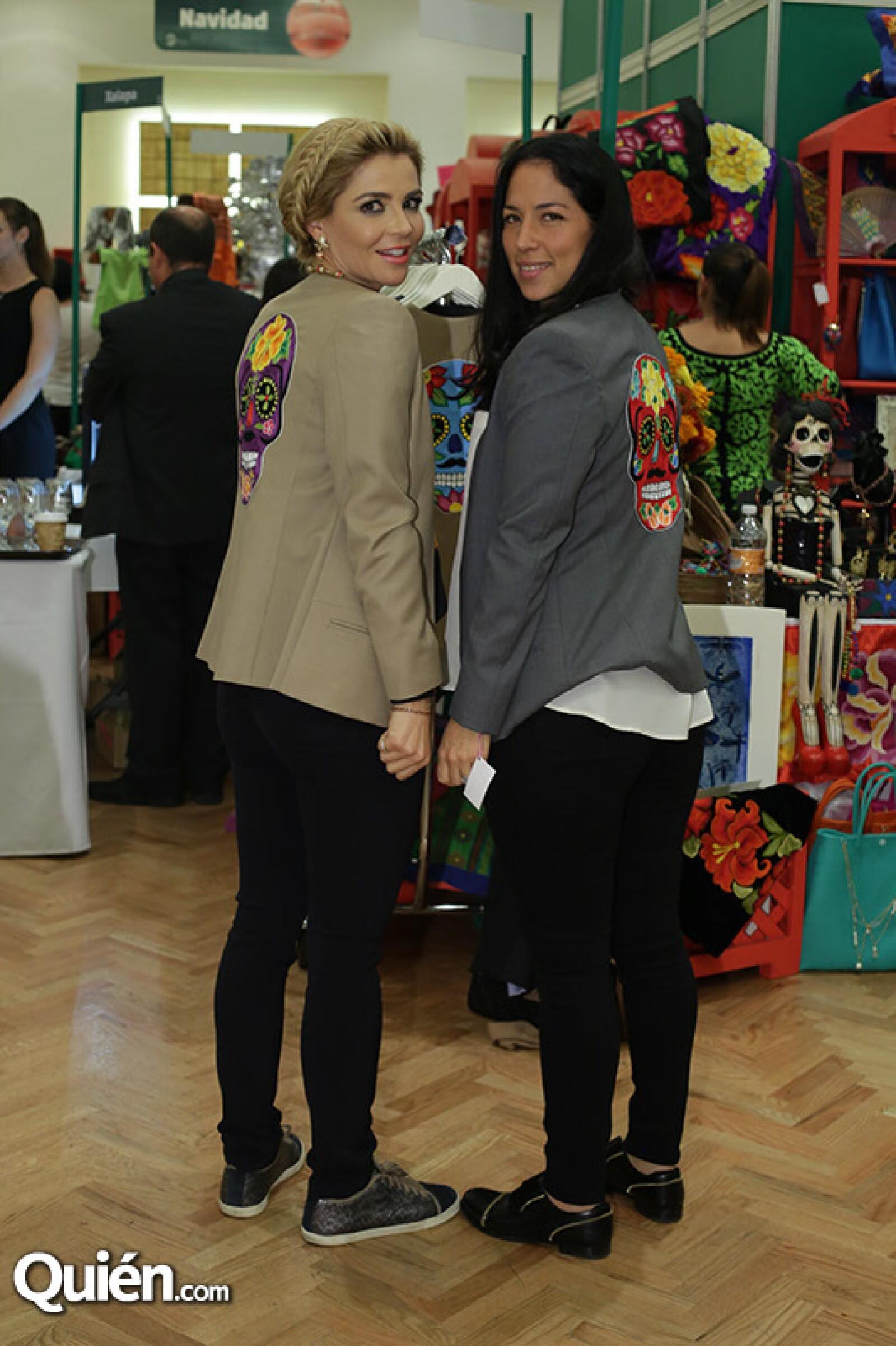 Ivette y Ximena Murat
