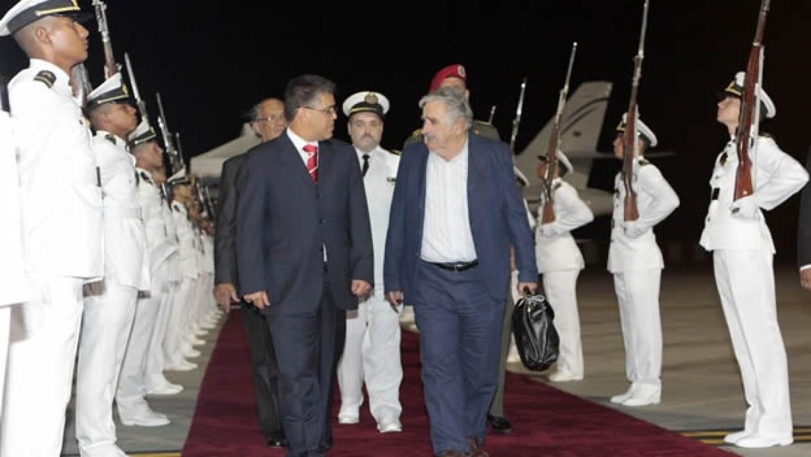 Uruguay, José Mujica cumbre de las americas