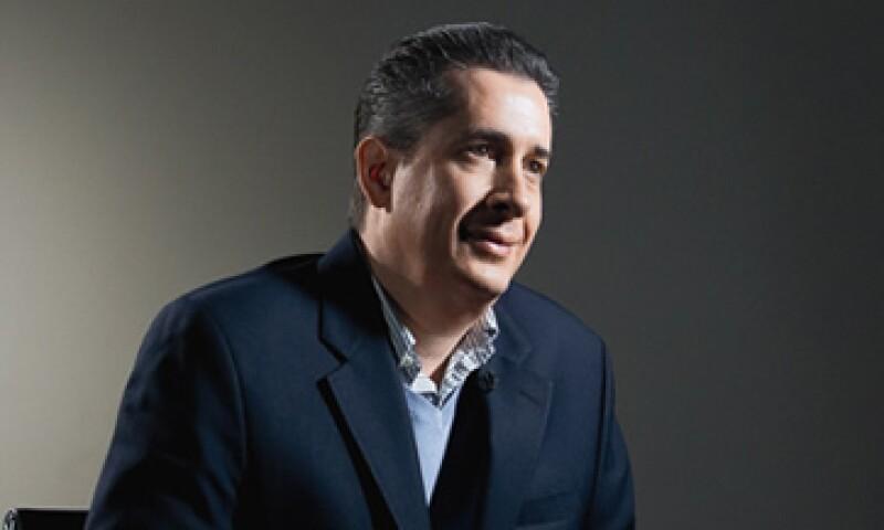 Luis Arvizu cuenta que la CEO global Marissa Meyer llegó a la firma en 2012 con la política de cuidar al empleado. (Foto: Jesús Almazán/Revista Expansión)