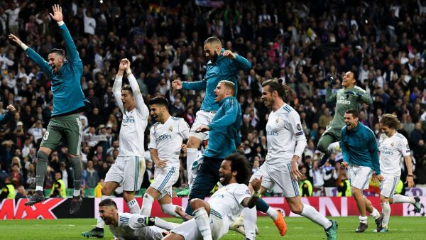 Récords del Real Madrid en Champions League