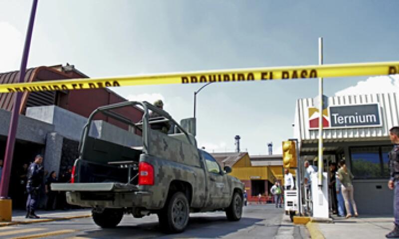 El estallido se debió a una acumulación de gas en el complejo hallado en San Nicolás de los Garza. (Foto: Cuartoscuro)