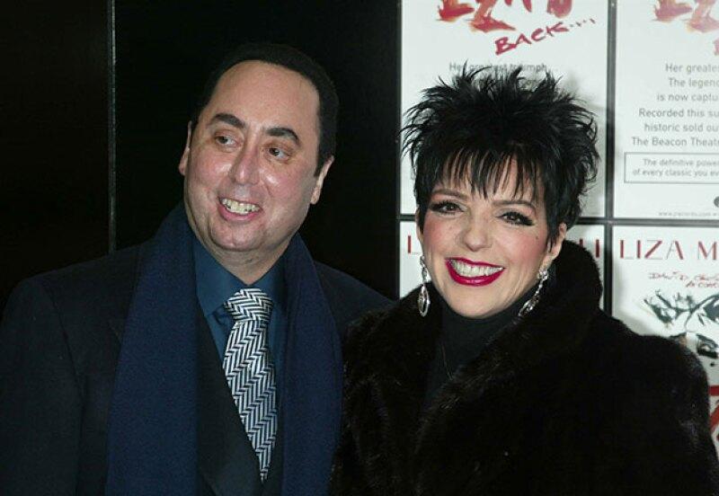 Lizza Minnelli y