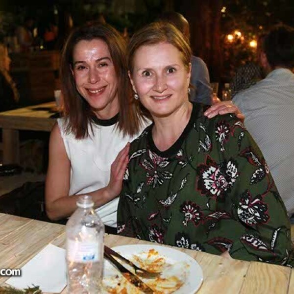 Ruth Ovseyevitz y Ana Elena Mallet