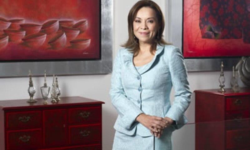 Para Josefina Vázquez Mota, el petróleo dejará de ser la mayor área de recaudación de ingresos. (Foto: Cortesía revista Expansión)