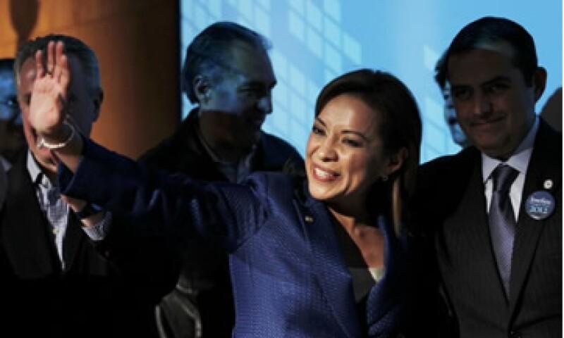 La precandidata obtuvo 53.9% de los votos en la elección interna del PAN. (Foto: Reuters)