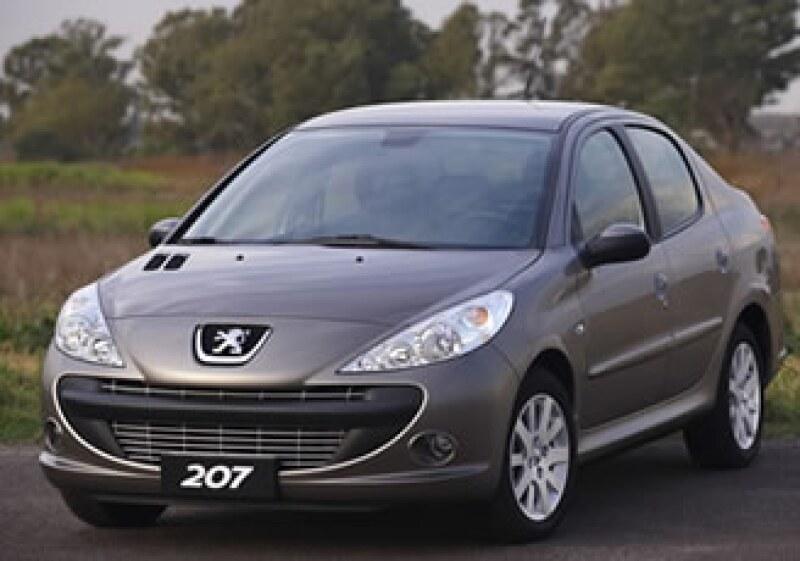 Peugeot firma alianzas en China para incrementar su posición. (Foto: Archivo)
