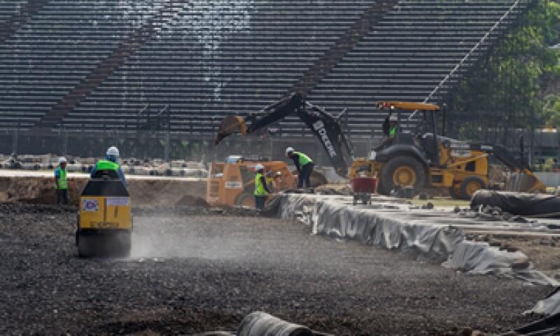 La derrama prevista por la Fórmula 1 es de 200 mdd. (Foto: Cuartoscuro )