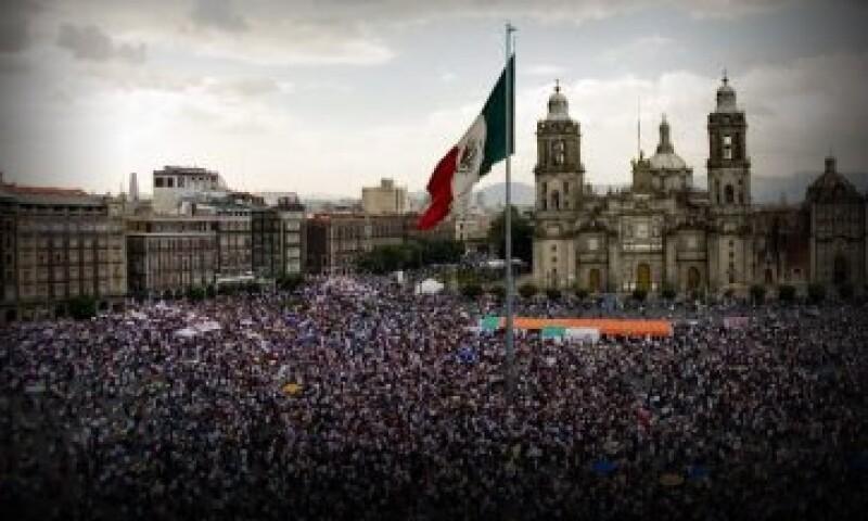 El sindicalismo corporativo en México puede ser una pesada losa para la competitividad de México. (Foto: Especial)